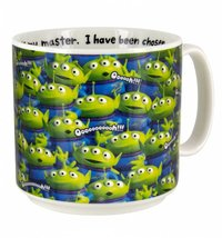 Disney Toy Story: Alien Heat Change Mug