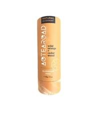 Aotearoad Natural Deodorant - Wild Orange + Cedarwood (60g)