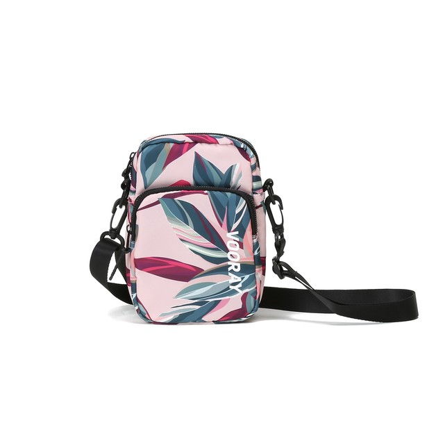 Vooray: Core Cross Body - Botanic Pink