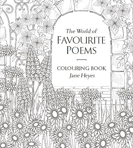 Favourite Poems - Colouring Book