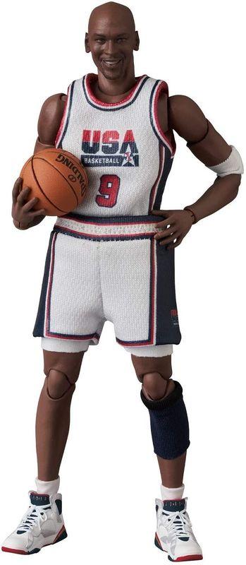 Michael Jordan ('92 Team USA) - MAFEX Action Figure