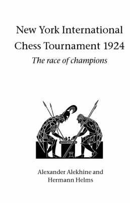 New York International Chess Tournament 1924 image
