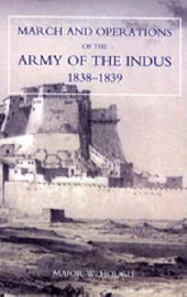 Narrative of the March and Operations of the Army of the Indus by W Hough image