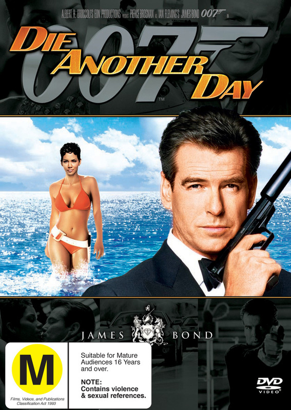 Die Another Day (007) - James Bond Ultimate Edition (2 Disc Set) on DVD