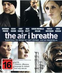 The Air I Breathe on Blu-ray