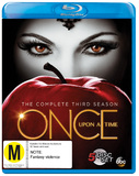 Once Upon a Time - The Complete Third Season on Blu-ray