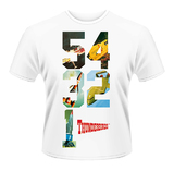 ThunderBirds 5.4.3.2.1. T-Shirt (Medium)