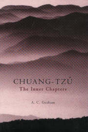 The Inner Chapters by Chuang Tzu image