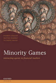 Minority Games by Damien Challet image