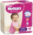 Huggies Ultra Dry Nappies - Toddler Girl 10-15kg (18)
