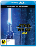 Star Wars: Episode VII - The Force Awakens on Blu-ray, 3D Blu-ray