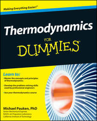 Thermodynamics for Dummies by Mike Pauken