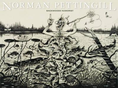 Norman Pettingill by Gary Groth