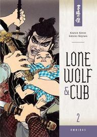 Lone Wolf And Cub Omnibus Volume 2 by Kazuo Koike