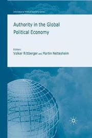 Authority in the Global Political Economy