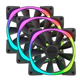 120mm NZXT Aer RGB Digitally Controlled RGB LED Fan for Hue+ (Triple Pack)