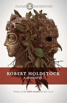 Lavondyss by Robert Holdstock image