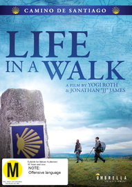 Life In A Walk on DVD
