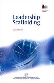 Leadership Scaffolding by Judith Elliott image