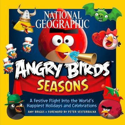 Angry Birds Seasons by National Geographic Kids image