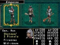 Dungeon Explorer: Warriors of Ancient Arts for Nintendo DS