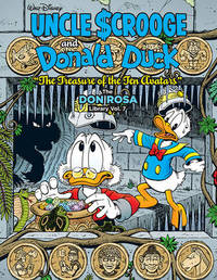 Walt Disney Uncle Scrooge and Donald Duck by Don Rosa