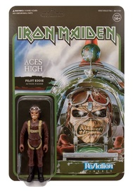 Iron Maiden: Aces High - ReAction Figure