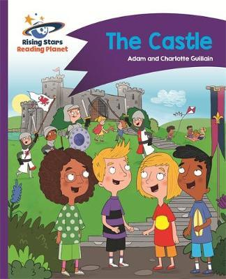 Reading Planet - The Castle - Purple: Comet Street Kids by Adam Guillain image