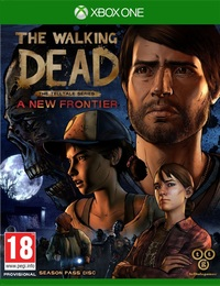 The Walking Dead - Telltale Series: The New Frontier for Xbox One