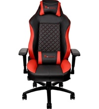 Thermaltake GT Comfort Gaming Chair (Red and Black) for