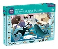 Mudpuppy: Search & Find Puzzle - Artic Life