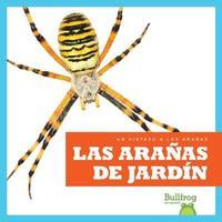 Las Aranas de Jardin (Garden Spiders) by Kristine Spanier image