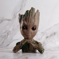 I am Planter - Tree Man Flower Pot Doll image