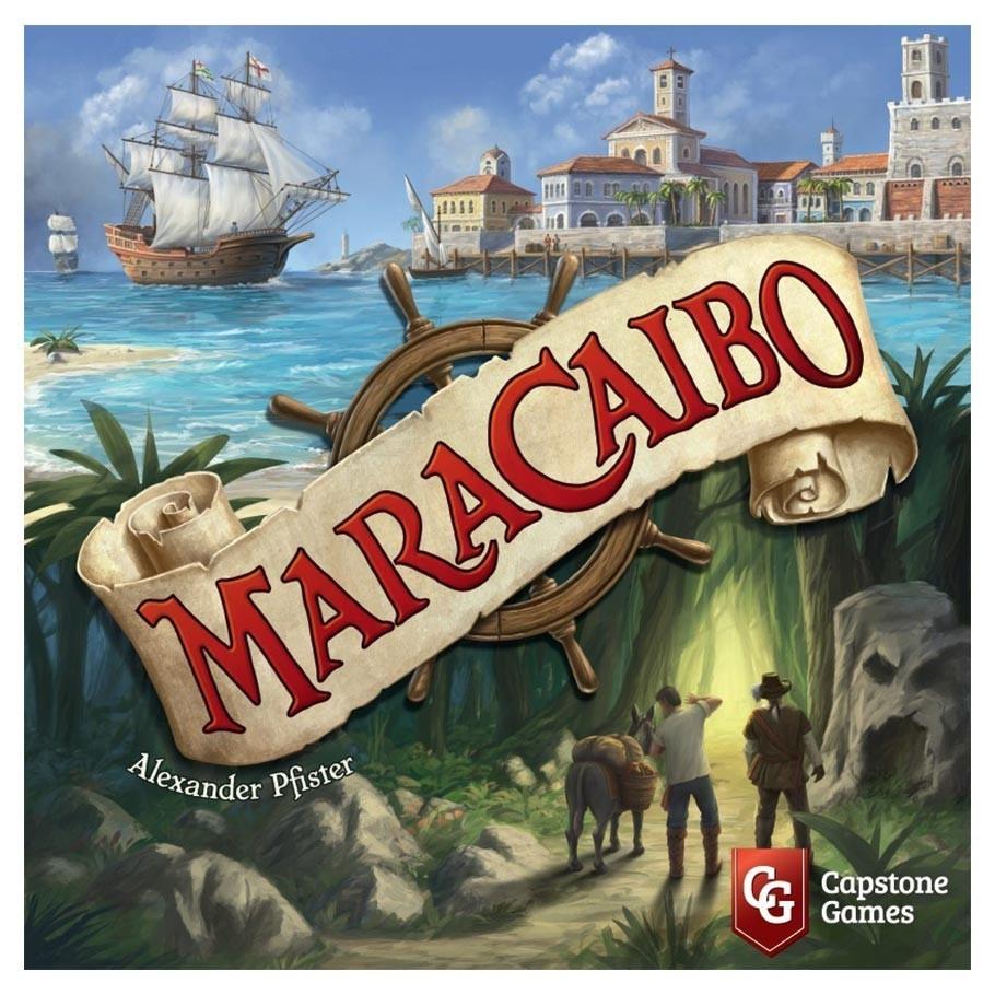 Maracaibo - Card Game image