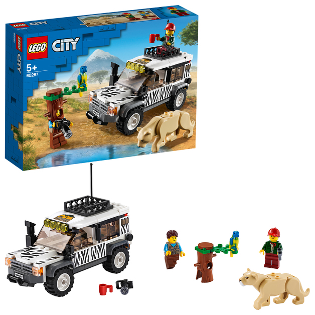 LEGO City: Safari Off-Roader - (60267)