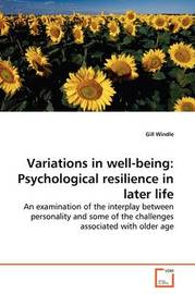 Variations in Well-Being by Gill Windle