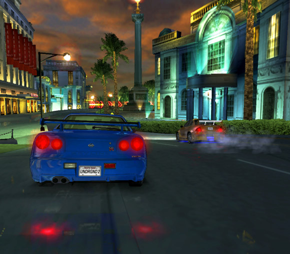 Need for Speed Underground 2 (Platinum) for PlayStation 2 image