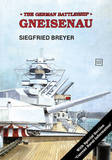 Battleship: Gneisenau by Siegfried Breyer