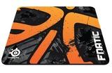 SteelSeries QcK + Fnatic Asphalt Edition for