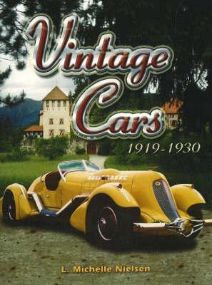 Vintage Cars by L. Michelle Nielsen