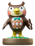 Nintendo Amiibo Blathers - Animal Crossing Figure for Nintendo Wii U