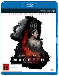 Macbeth on Blu-ray