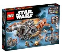 LEGO Star Wars - Jakku Quadjumper (75178) image