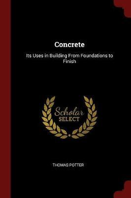 Concrete by Thomas Potter