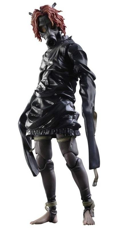 Metal Gear Solid V: Tretij Rebenok (The 3rd Child) - Play Arts Action Figure