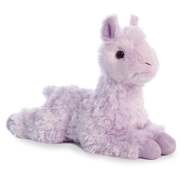 Aurora: Mini Flopsies - Purple Llama