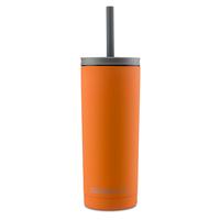 Asobu: Superb Sippy Travel Bottle (Orange)