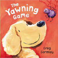 The Yawning Game by Greg Gormley image