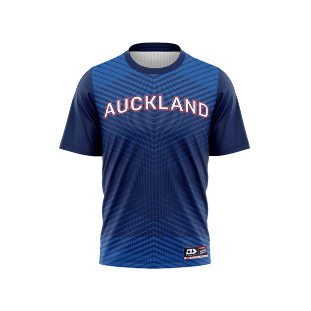 Auckland Aces Youth Performance Tee (8YR)