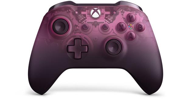 Xbox One Wireless Controller - Phantom Magenta Special Edition for Xbox One
